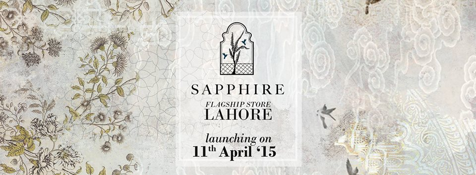Sapphire Launches A Flagship Store In Lahore
